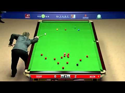 Snooker Shanghai Masters 2014 SF Mark Allen vs Mark Selby