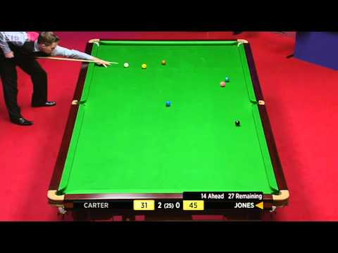 2012 World Snooker Championship QF Ronnie O'Sullivan vs Neil Robertson Session 1