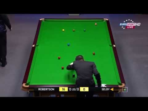 1080p ● Neil Robertson - Mark Selby. Semi-Final. 5/5. 2014 World Snooker Championship