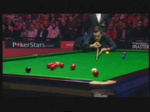 Snooker Masters 2010 - final frame decider of the final (Ronnie O'Sullivan 9 - 9 Mark Selby)