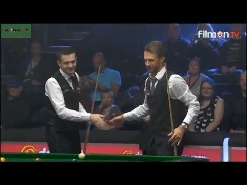 Mark Selby v Judd Trump QF Champion of Champions
