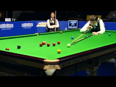 Snooker Australian Open 2014 SF Judd Trump vs Xiao Guodong