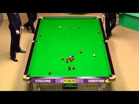 Ronnie O'Sullivan vs Neil Robertson [ Frame 21 - 23 ] - World Snooker Championship 2007