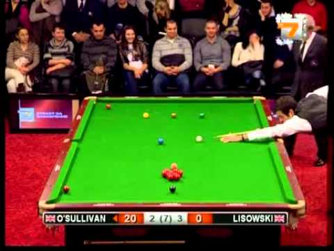 Snooker -- Exhibition in Bulgaria - 2011 December (4/5)