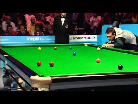 2007 Snooker UK Championship SF Ronnie O'Sullivan vs Mark Selby Frame 13-17