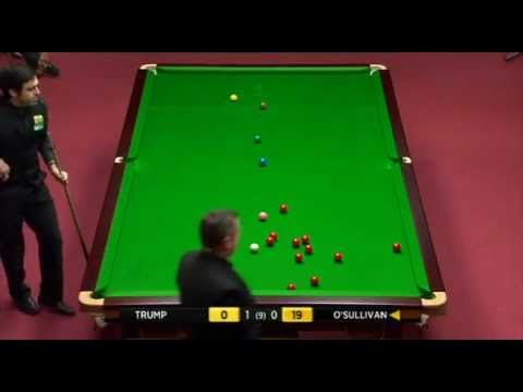 2012 Snooker Welsh Open QF Ronnie O'Sullivan vs Judd Trump