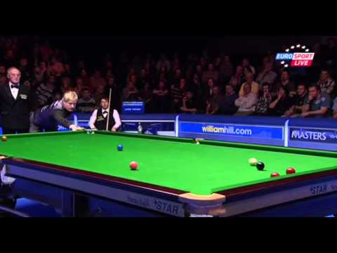 Snooker Judd Trump 9 - 7 Neil Robertson, winning frame of Trump at UK Championship York 2011