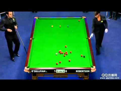 Snooker Champion of Champions 2013 SF Neil Robertson vs Ronnie O'Sullivan