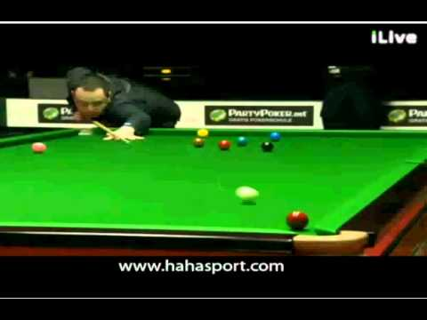O'Sullivan vs Maguire - German Masters 2012 final