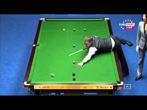 Snooker China Open 2012 Day-1 M. Gould vs S. Hendry + Robertson vs Cope