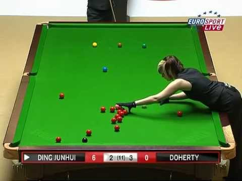 Snooker World Series 2008 - Warsaw - Final - Ding vs Doherty