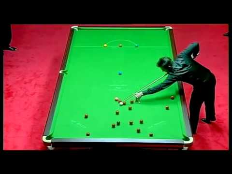 Ronnie O'Sullivan 147 - Snooker Legends Exhibition 2012