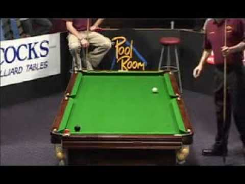 Pool TV ANZAC Tournament - Steve Gray 2