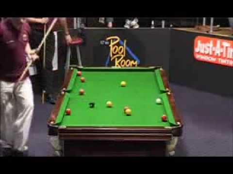 Pool TV ANZAC Tournament - Mark Williams