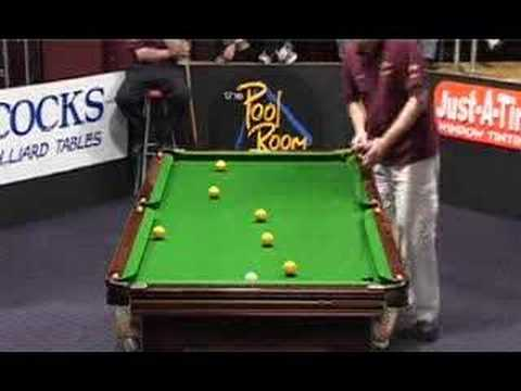 Pool TV ANZAC Tournament - Oops