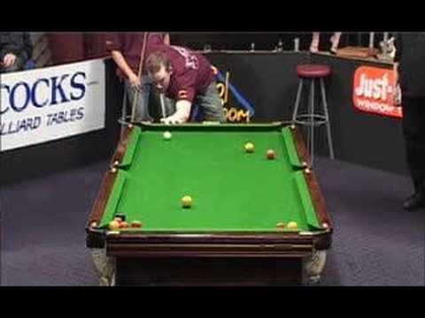 Pool TV ANZAC Tournament - James Delahunty
