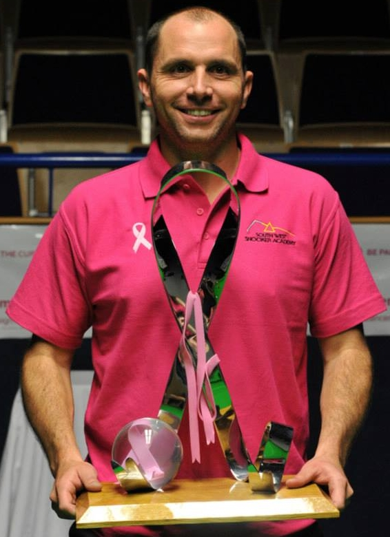 Joe Perry Pink Ribbon Snooker Champion 2013