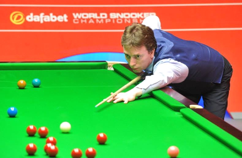 Ken Doherty World Snooker Championships 2014
