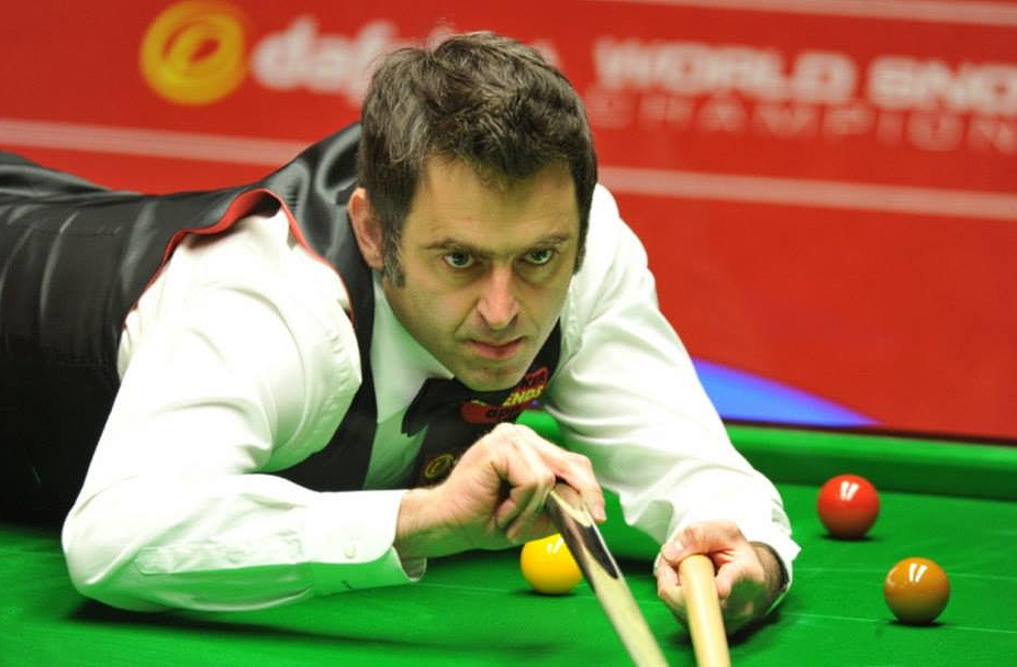 Ronnie O'Sullivan Snooker World Championship 2014