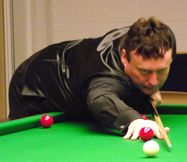 Jimmy White Snooker 2011