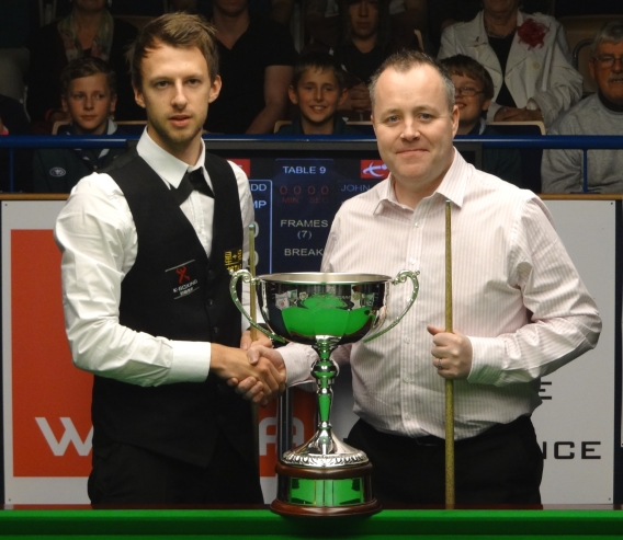 Judd Trump John Higgins Snooker UKPTC4 2012