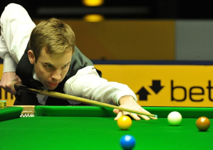 Ali Carter Snooker German Masters 2013