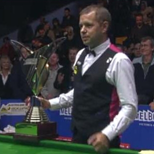 Barry Hawkins World Snooker Championship 2013 final