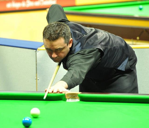 Kurt Maflin Snooker German Masters 2013