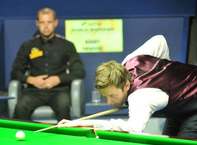 Ricky Walden Snooker World Championship 2013