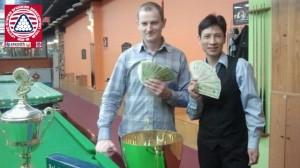 Paul Carbin with Yan Y. Zhen