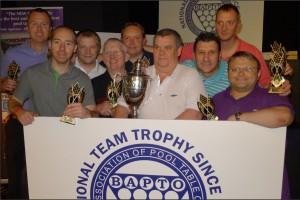 2012 BAPTO Team Champions