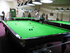 Why I Watch Snooker, by Kenn Fong
