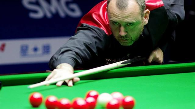 Higgins out, Williams through in Shanghai