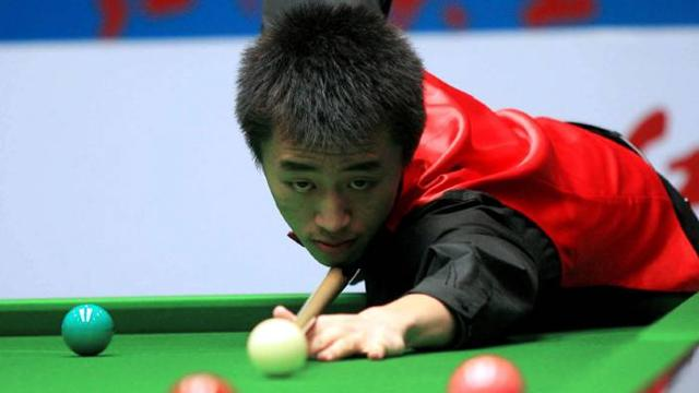Snooker - Chinese hopes take blow at APTC