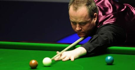 Snooker - Higgins hits back to sink Carter at Masters