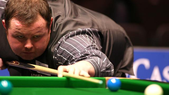 Snooker - Pressure now off in-form Lee
