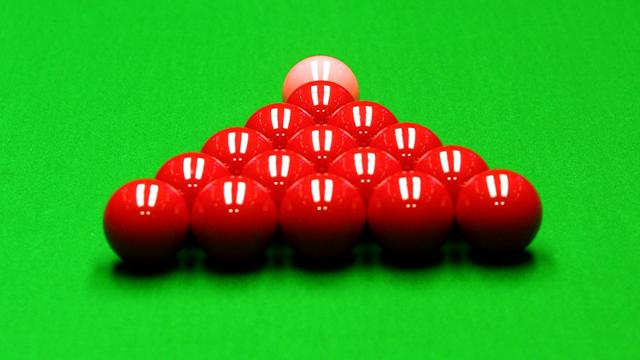Snooker - Quartet secure tour cards with wins