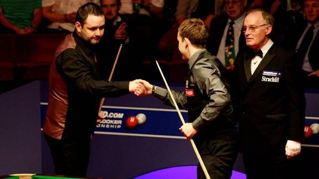 Snooker-Snooker World Championship