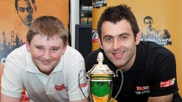 Snooker - Starlet Walker books place on main tour