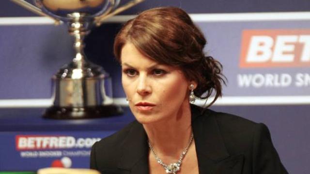 Snooker-Tabb to officiate World final