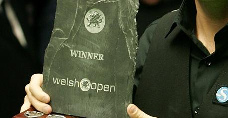 Snooker-Welsh Open results