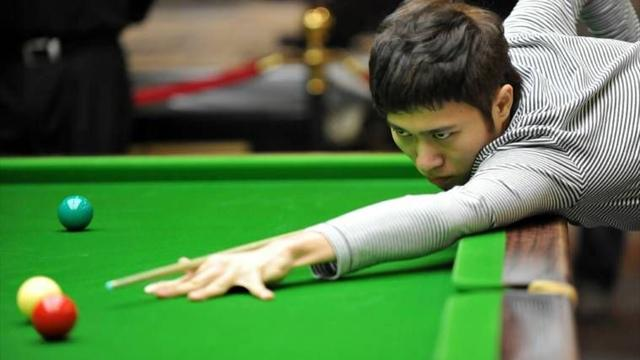 Snooker - Yupeng advances in Goldfields qualifying