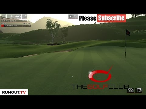 #15 The Golf Club - 18 Holes at Knoll Down Club with Mal255