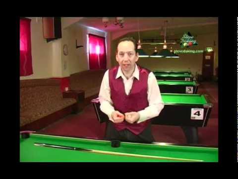 Pool Coaching Clinic - The problem with topspin