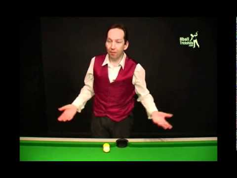 8balltrickshots.com - I'm sorry I haven't a cue! - Explanation Video