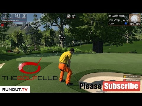 The Golf Club - 9 Holes at Eastcote with Mal255