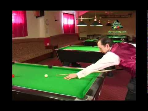 Pool Coaching Clinic - A common mistake with Screwback