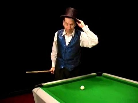 The Entertainer - Amazing 8 Ball Pool Trickshots
