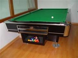 Billiards Removals