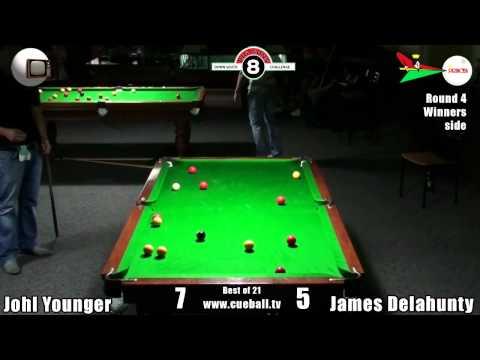Big Guns 2011 Johl Younger v James Delahunty
